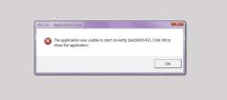 نحوه رفع خطای کد 0xc0000142 در ویندوز
