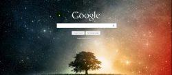 چگونه  تصویر زمینه صفحه اصلی گوگل قرار را تغییر دهیم ؟