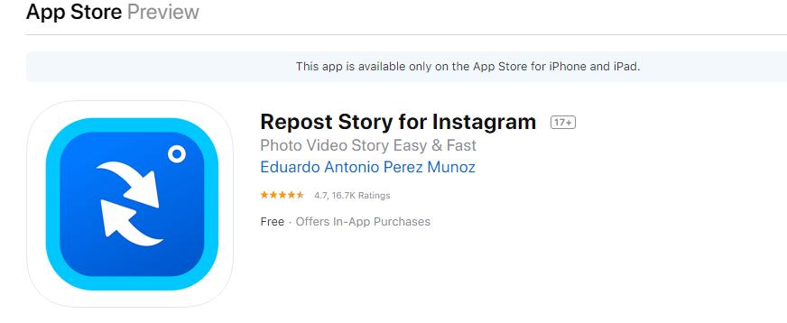 دانلود نسخه آیفون Instagram Stories