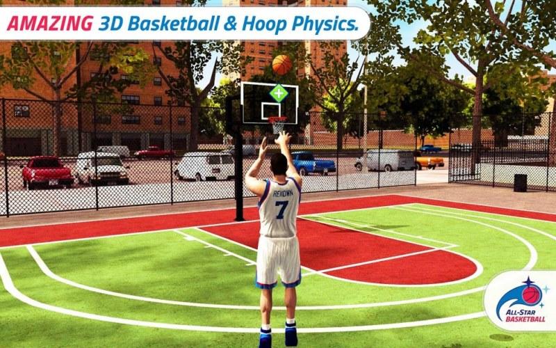 بازی All-Star Basketball