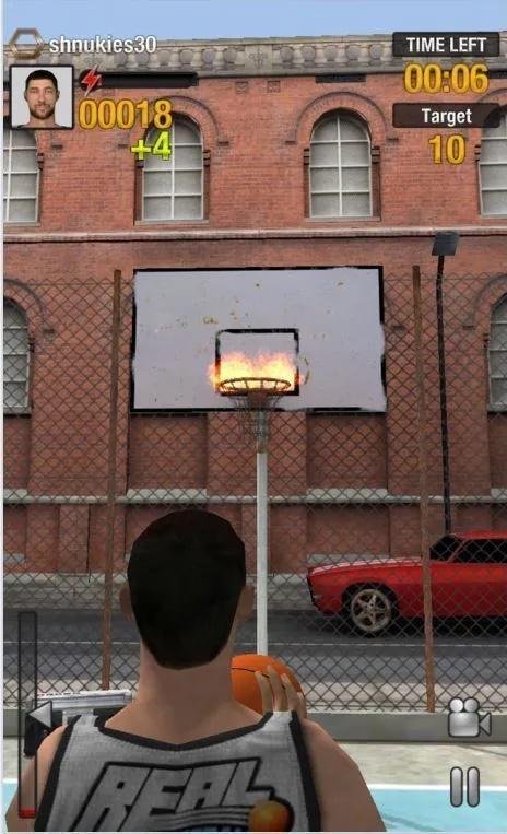 بازی Real Basketball