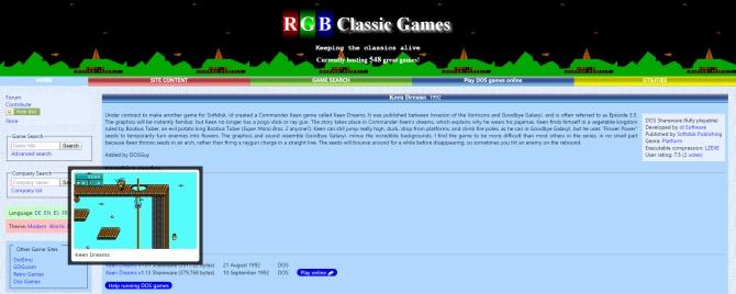 دانلود بازی نوستالژی برای کامپیوتر
