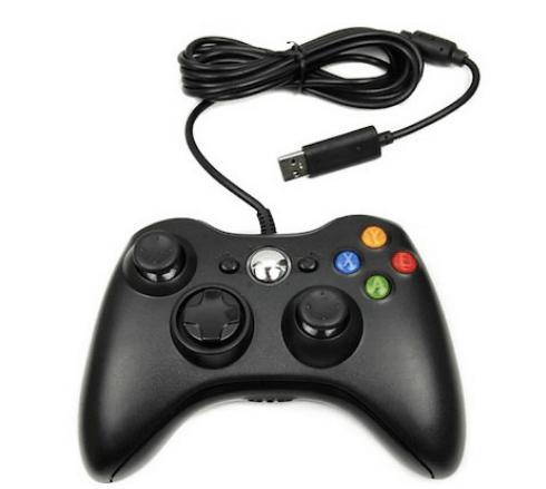 نحوه اتصال Xbox 360 دسته به PC با سیم