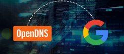 افزایش سرعت اینترنت در ویندوز  ۱۰ ، ۸ ، ۷ با Google DNS یا OpenDNS