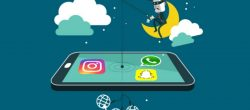 کاهش مصرف اینترنت واتساپ  ، اینستاگرام و  اسنپ چت
