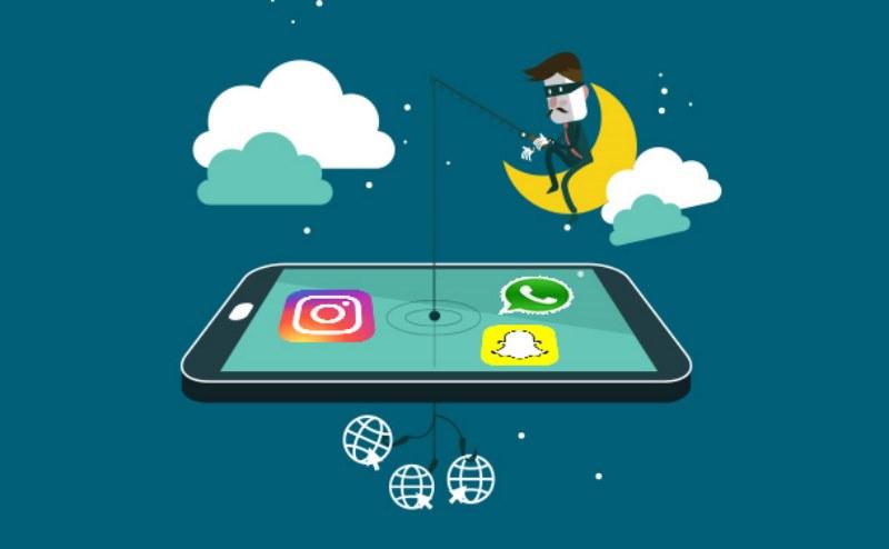 کاهش مصرف اینترنت اینستاگرام ، واتساپ و اسنپ چت