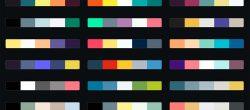 ۲۰+ ابزار پالت رنگ برای طراحان وب