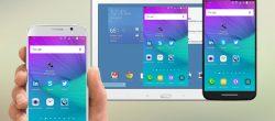 اشتراک صفحه نمایش بین دو گوشی اندروید و آیفون