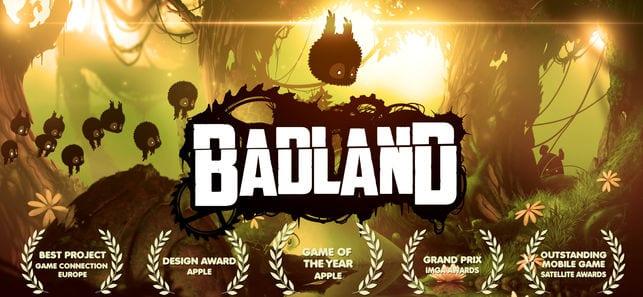 بازی Badland
