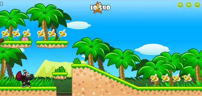 بازی Jungle Run