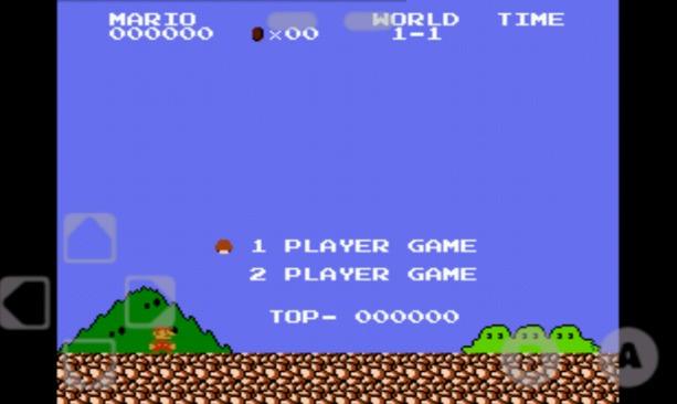 بازی کردن بازی های Nintendo در اندروید
