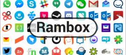 نحوه استفاده از واتساپ ، تلگرام در کامپیوتر از طریق Rambox