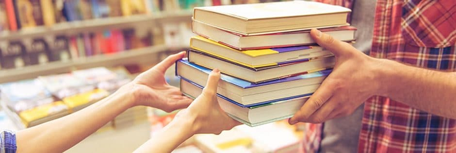 کتابهای دست دوم - زندگی دانشجویی