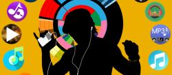 ۱۰ تا بهترین برنامه دانلود موسیقی برای اندروید