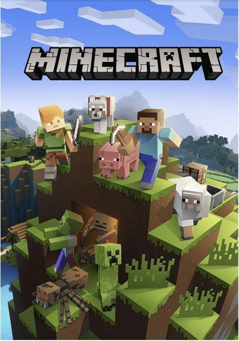 بازی Minecraft برای ویندوز 10