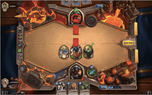بازی Hearthstone: Heroes of Warcraft