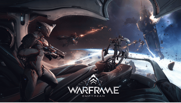 بازی Warframe برای ویندوز 10