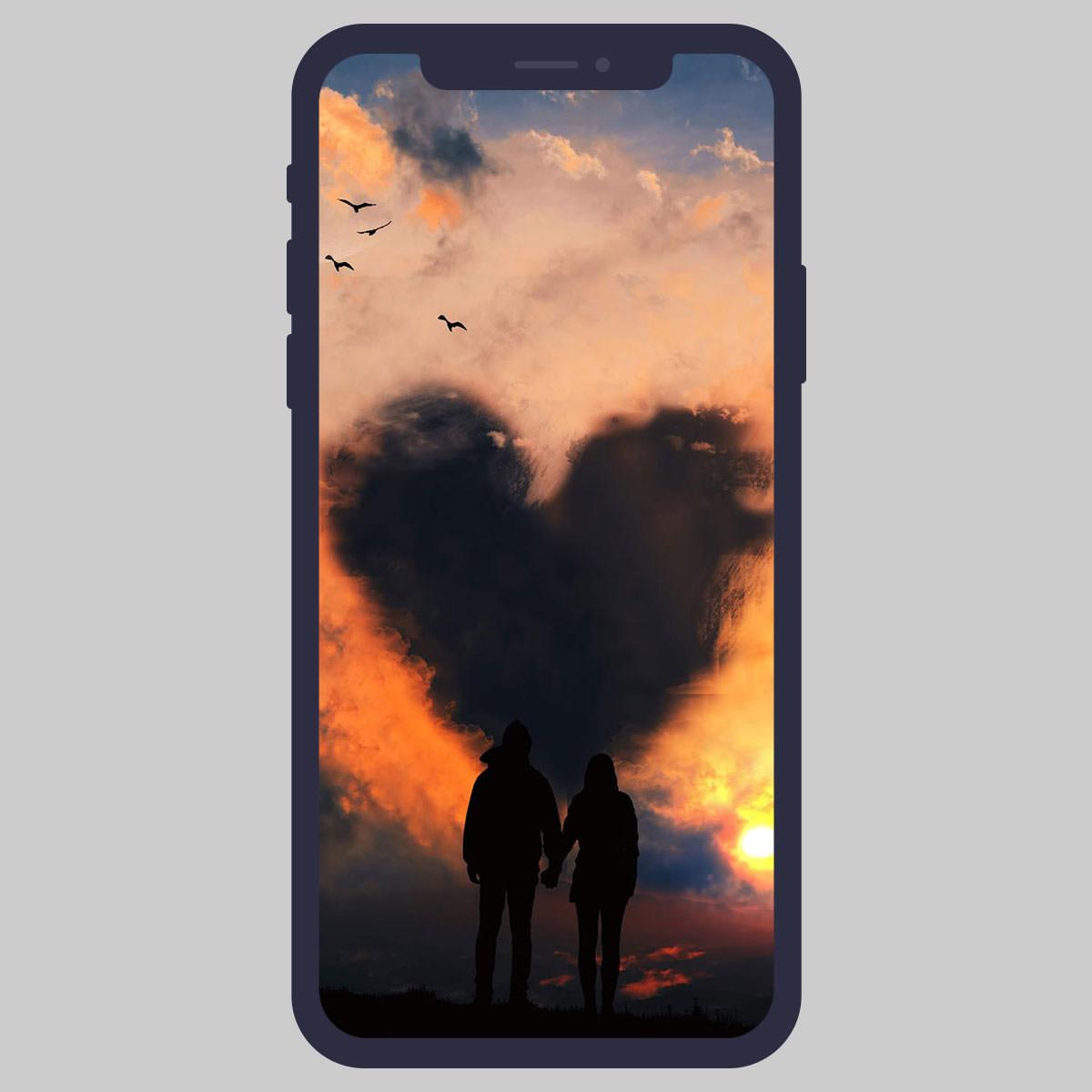 تصویر زمینه فانتزی دخترانه شیک برای موبایل