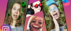 ۵ برنامه برتر  فیلتر و تعویض چهره برای اینستاگرام