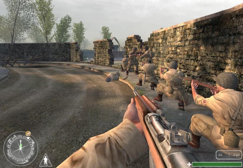 نسخه قدیمی Call of Duty