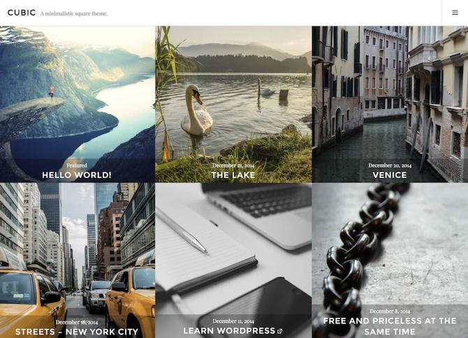 وب سایت گالری تصاویر خود را ایجاد کنید