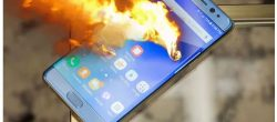 علت آتش گرفتن باتری موبایل چیست ؟ چگونه مراقب باشیم ؟