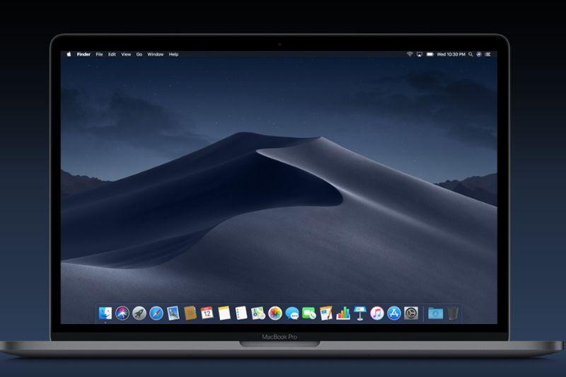 ویژگی دسکتاپ mac OS