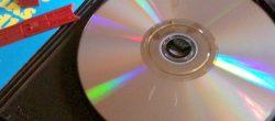 نحوه بازیابی اطلاعات از CD یا DVD آسیب دیده