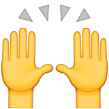 معنی نماد دست ایموجی ها