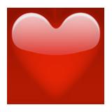 معنی ایموجی های قلب