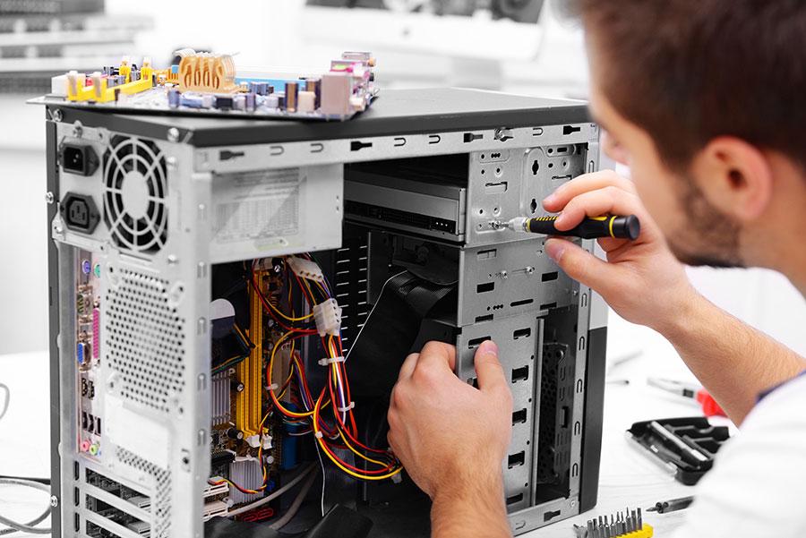 راهنمای عیب یابی کامپیوتر