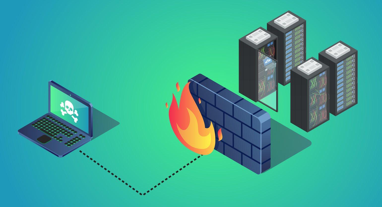 قوانین و تنظیمات فایروال ویندوز 10 را تنظیم کنید