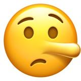 شکلک emoji پینوکیو