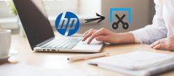 نحوه گرفتن عکس در لپ تاپ HP