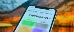 ارسال پیام به شخصی که در مخاطبین واتساپ iPhone شما نیست