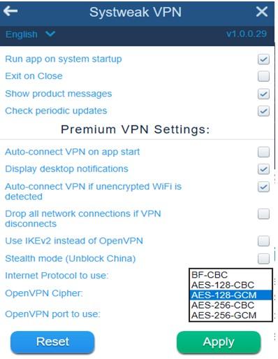تغییر پروتکل های رمزگذاری