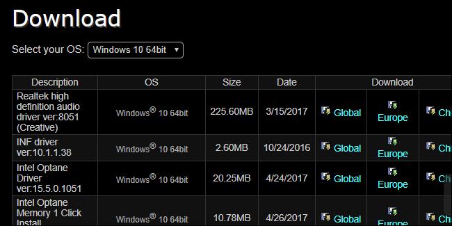 بروزرسانی درایورهای سخت افزاری ویندوز با وب سایت سازنده