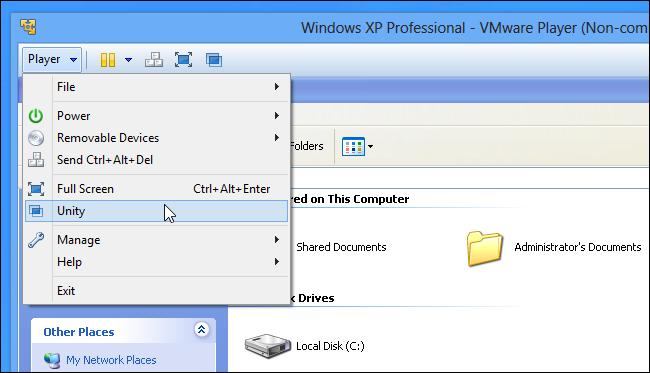 ادغام ویندوز XP با ویندوز 8