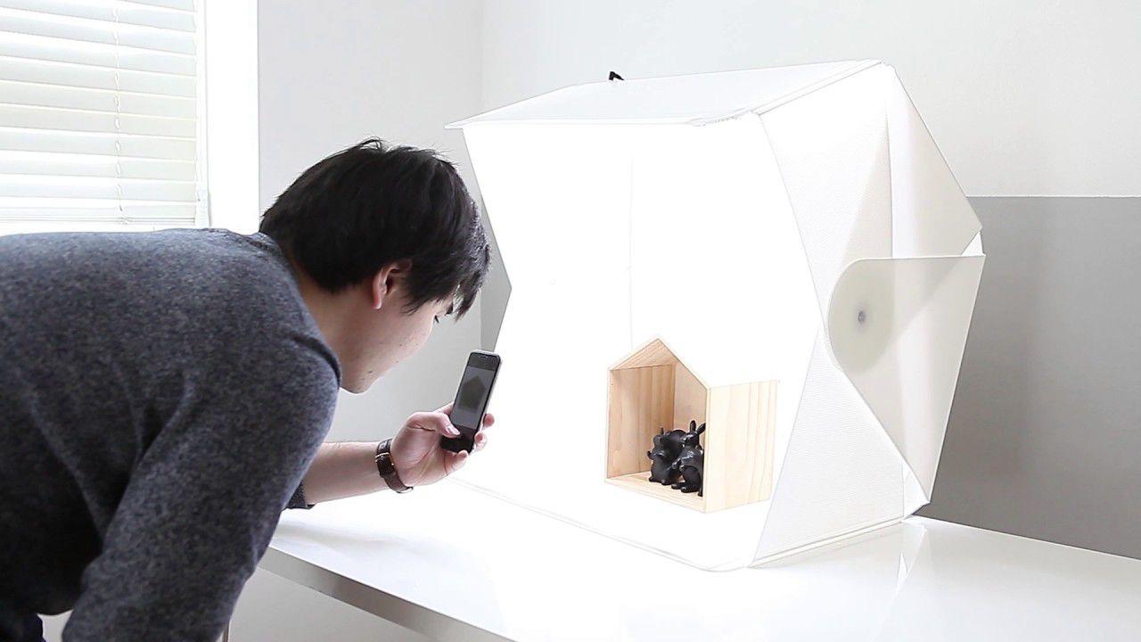 ساخت تجهیزات دوربین عکاسی