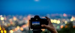 از چه تنظیمات دوربین برای عکس های شب باید  استفاده کنیم؟