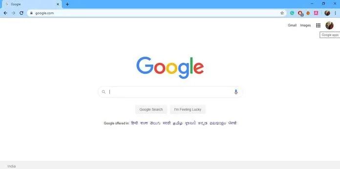 مرورگر Google Chrome را راه اندازی کنید