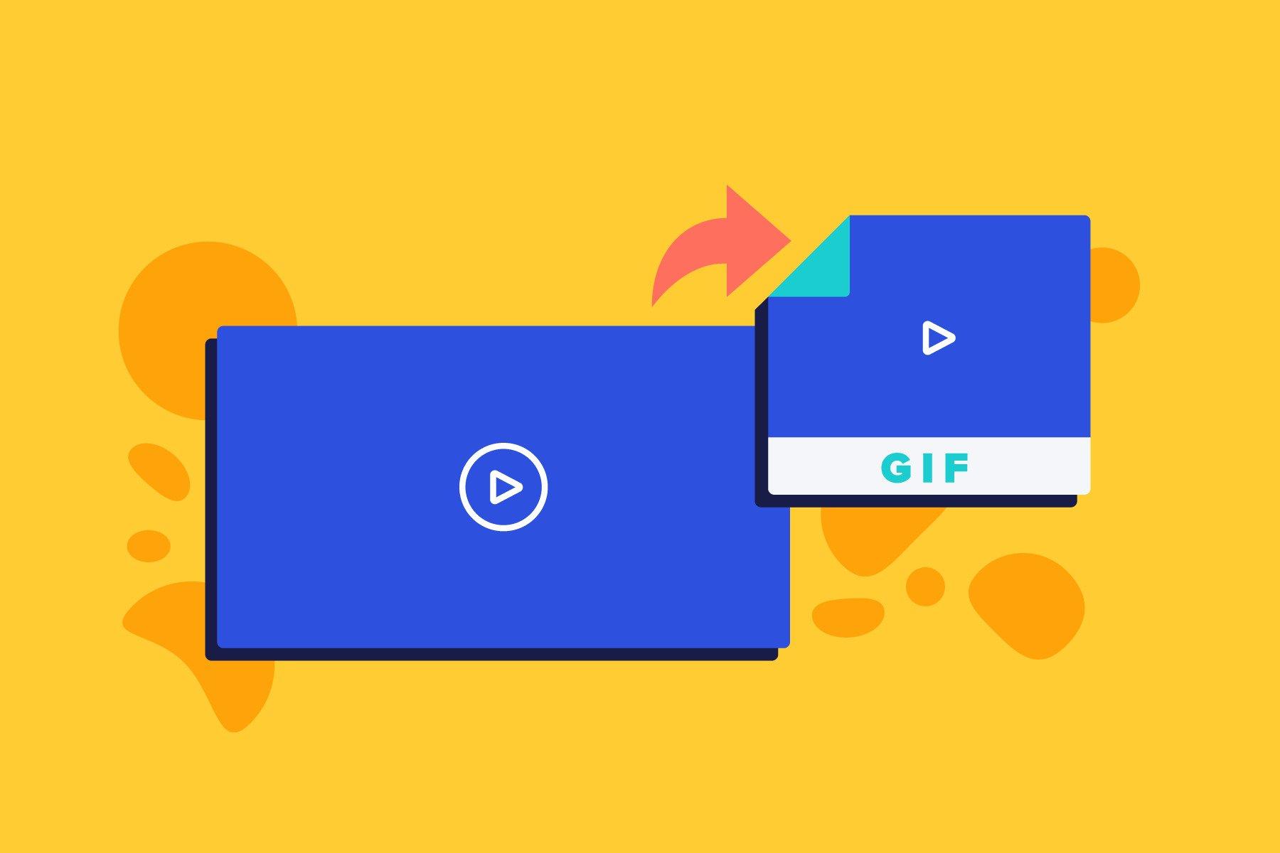 نحوه ساخت GIF