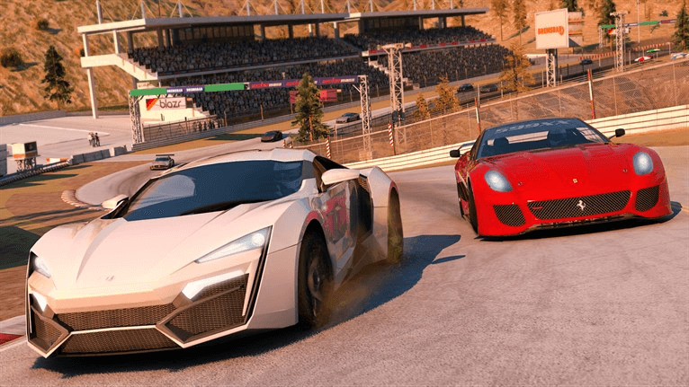 بازی GT Racing 2