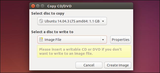آموزش ساخت فایل iso لینوکس