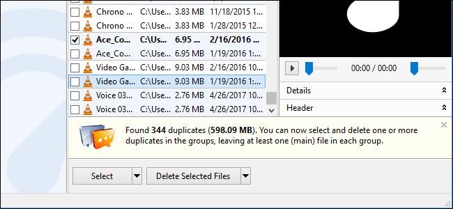 آموزش پیدا کردن و حذف فایل های تکراری در ویندوز