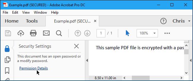 از Adobe Acrobat Pro برای حذف رمزعبور PDF استفاده کنید