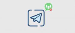 آموزش تصویری ساخت گروه در تلگرام