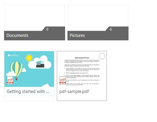 روی فایل PDF دوبار کلیک کنید