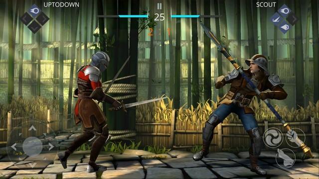 بازی جنگی مبارزه ای Shadow Fight 3 برای اندروید