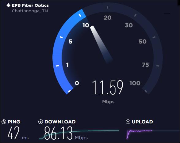 سرعت اترنت چقدر سریعتر است؟